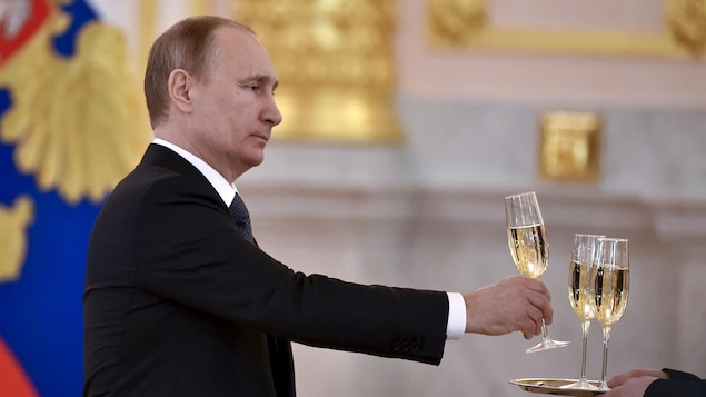 New champagne label in Russia sparks France scandal