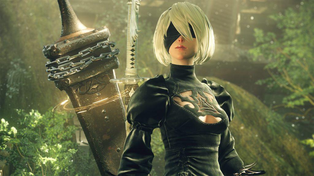 NieR Automata se patche - PC, Square Enix, PlatinumGames Inc.  - News