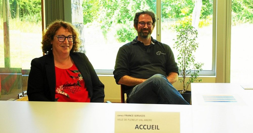 Pléneuf-Val-André: Espace France Services will open its doors at the City Hall on August 2 - Pléneuf-Val-André