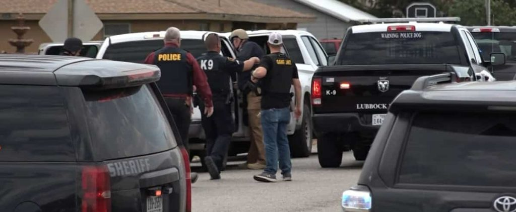 Police officer killed, 3 injured in Texas shooting