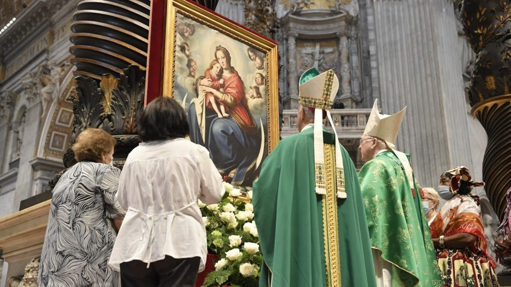 Pope Francis: Grandparents are the bread that nourishes our lives