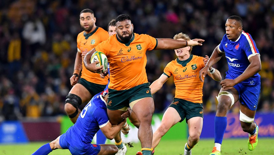 Rugby Union: A change for Australia ahead of the second Test against France