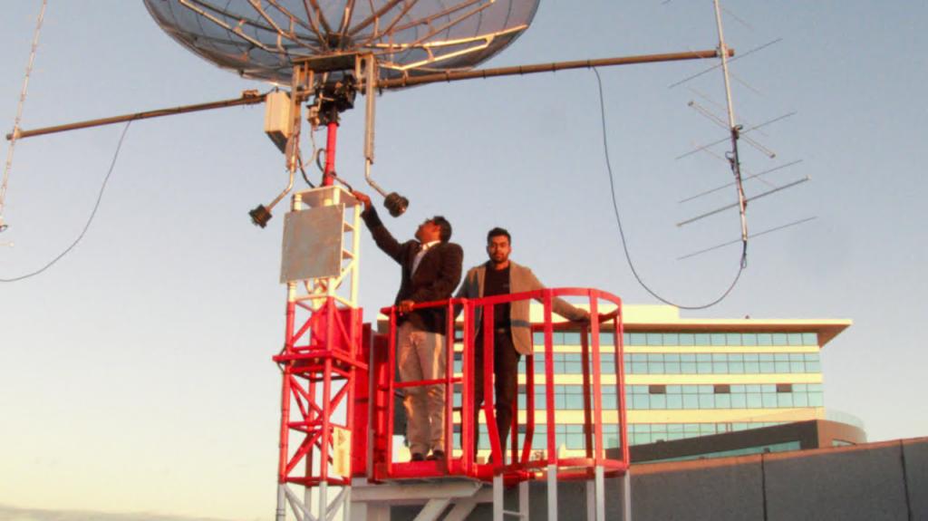 Space: Mauritius nano-satellite in orbit