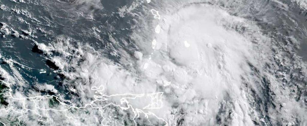 Storm Elsa leaves Cuba for Florida