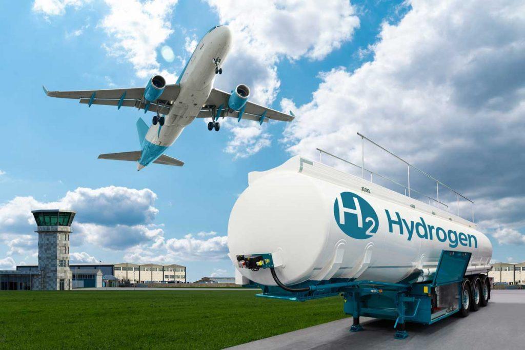 Le Royaume-Uni veut faire décoller l'avion à hydrogène