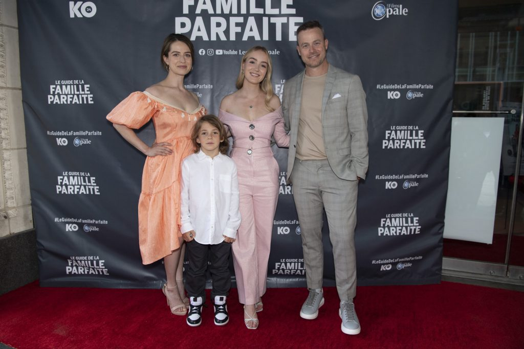 The perfect family guide red carpet attracts stars