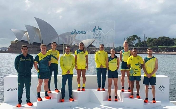 athlètes australiens