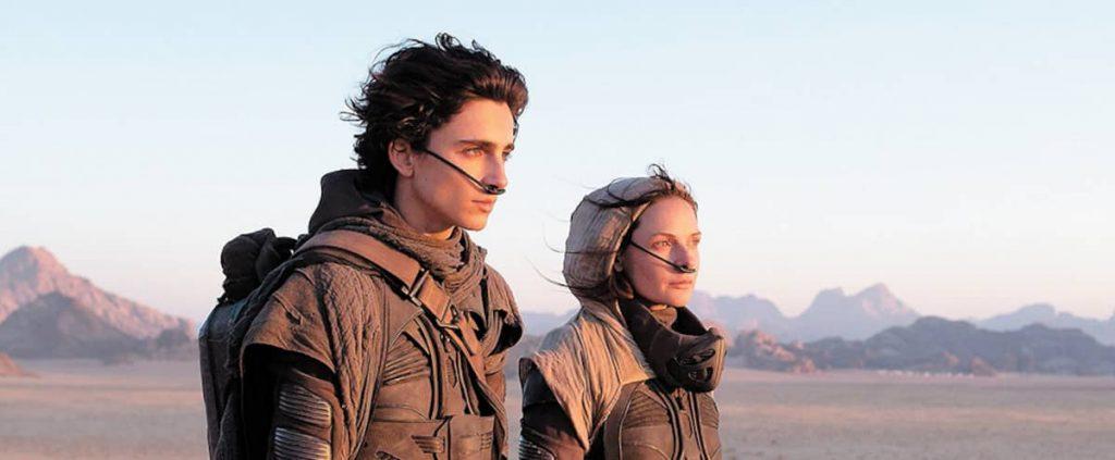 Unreleased IMAX Trailer & Excerpt: 'Dune' Reveals More
