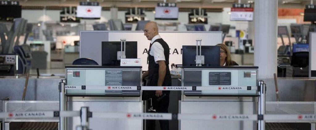 Vaccine season: Pearson Airport retreat