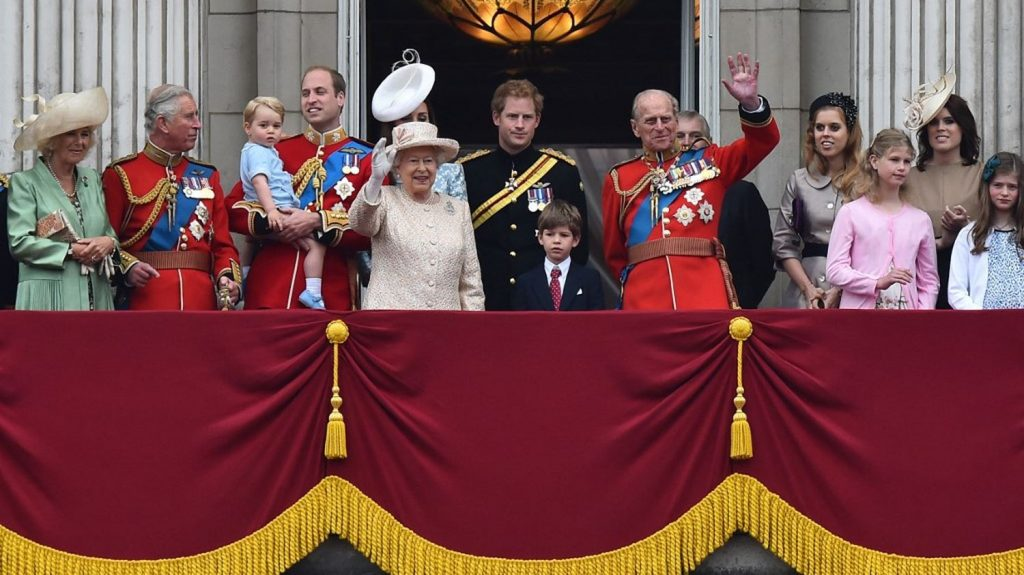 Within the royal family, Camila is brilliant