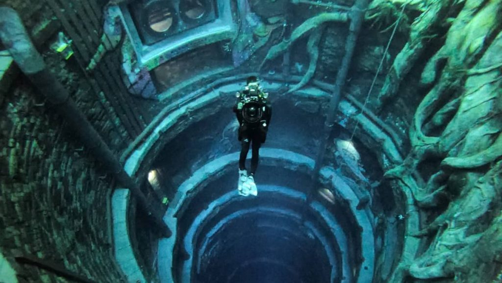 in pictures |  The world's deepest swimming pool is in Dubai