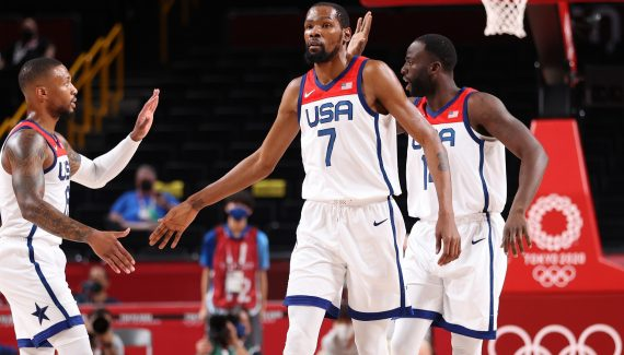 """Tomas Sodoranski: """"For me, the United States is the favorite""""  NBA"""
