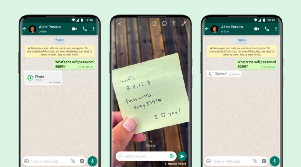 In the footsteps of Snapchat, WhatsApp releases ephemeral photos and videos