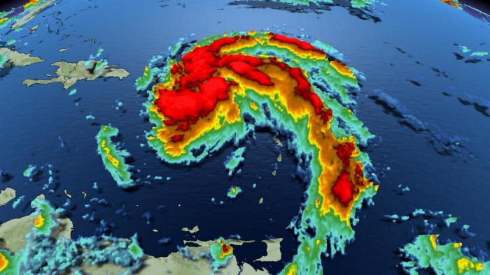 Activity resumes in the Atlantic, Florida in the attractions
