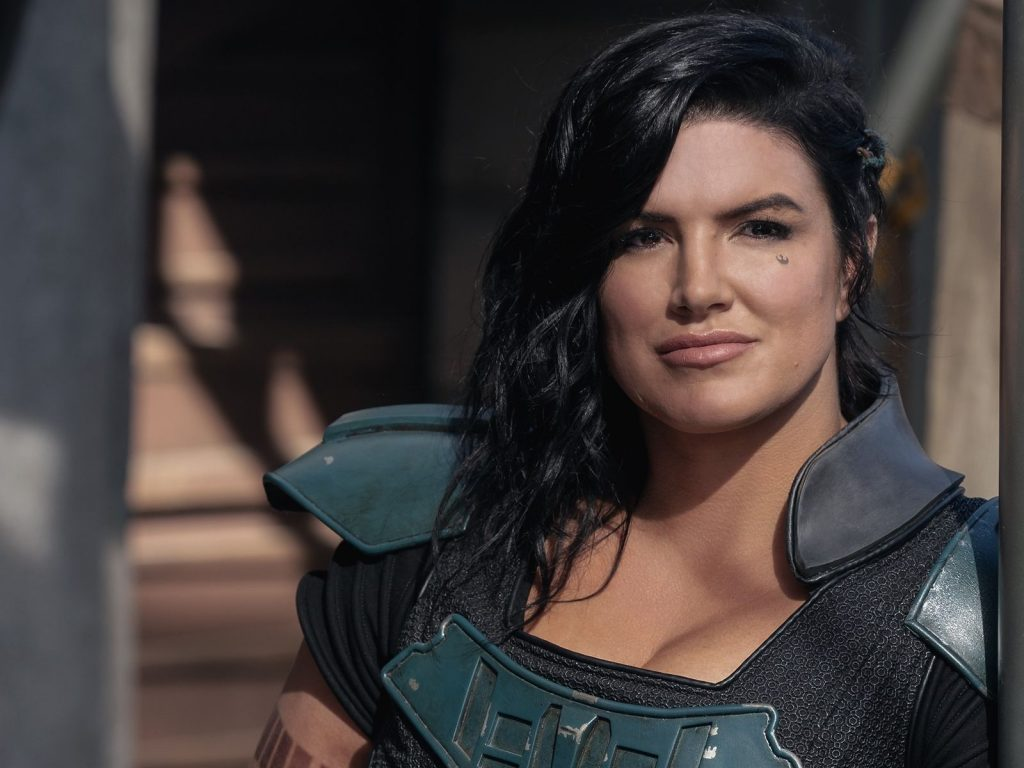 After being expelled from The Mandalorian, Gina Carano prepares for her revenge in a new movie
