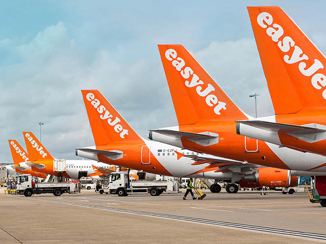 EasyJet: Bookings increase between France and the United Kingdom 1 Air Journal