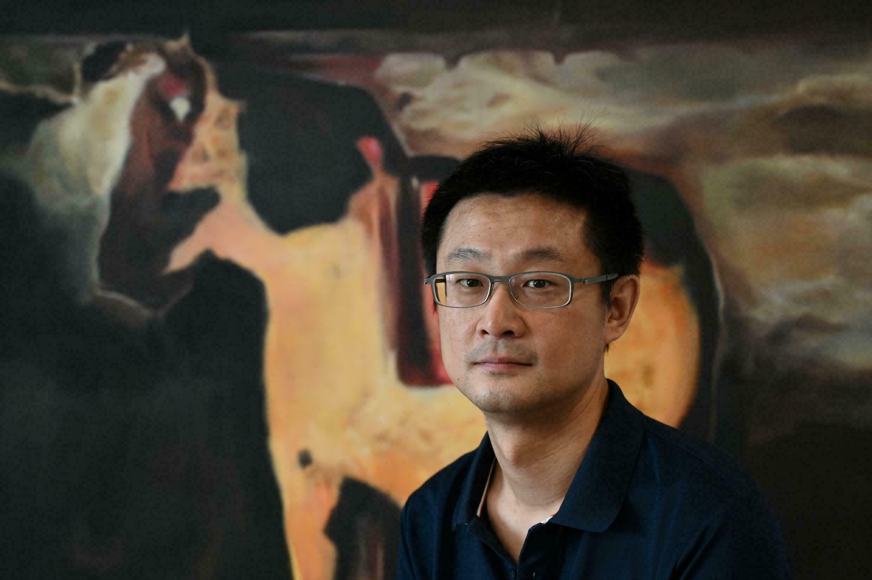 XiaoIce General Manager Li Di on July 5, 2021 in Beijing