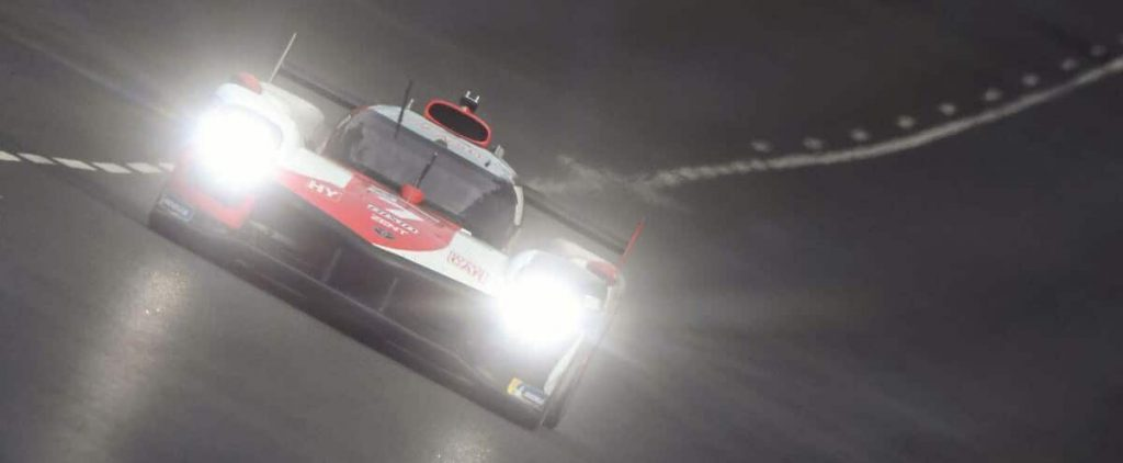 24 Hours of Le Mans: Toyota N.7's first win, the fourth consecutive manufacturer