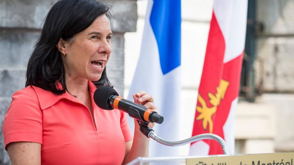 $885 million plan to electrify transportation in Montreal