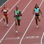 A Belarusian athlete said she was forced to go home and fears for her life