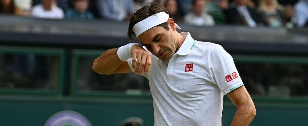 A process and a possible end to Federer's career