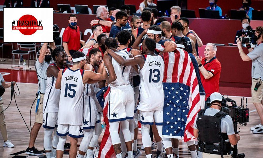 Team USA championne olympique 7 août 2021