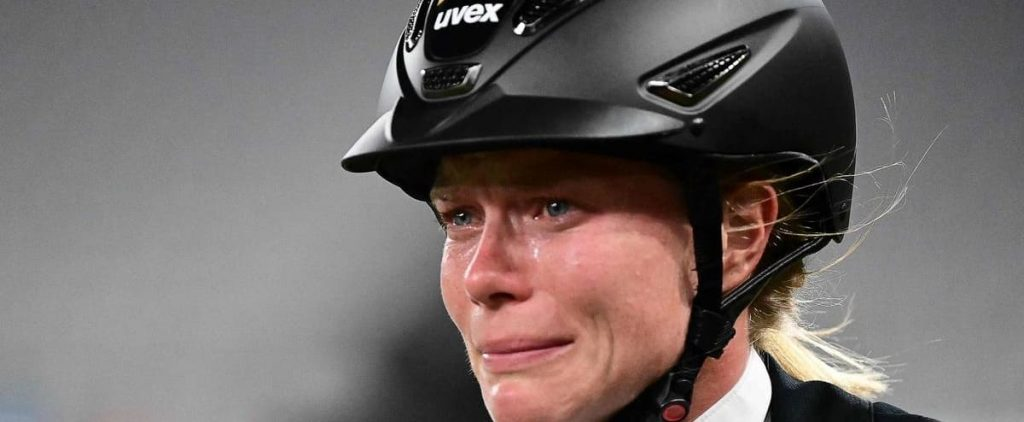 Animal abuse complaint against an Olympic athlete