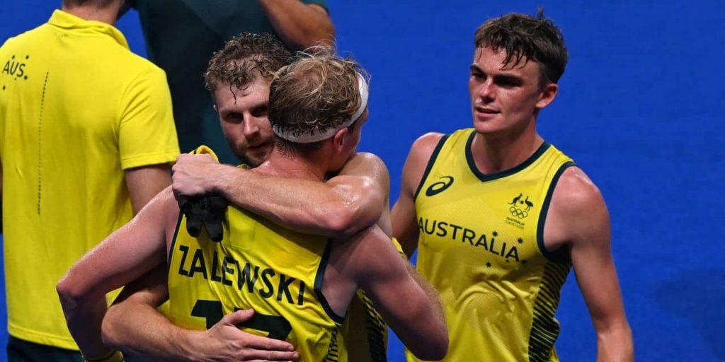 L'Australie se qualifie et sera l'adversaire des Red Lions en finale