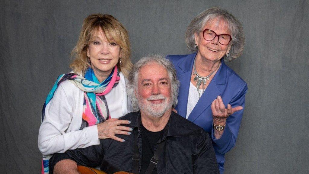 "Beatriz Picard and Marie-José Longchamp in ""Words Spoken"""