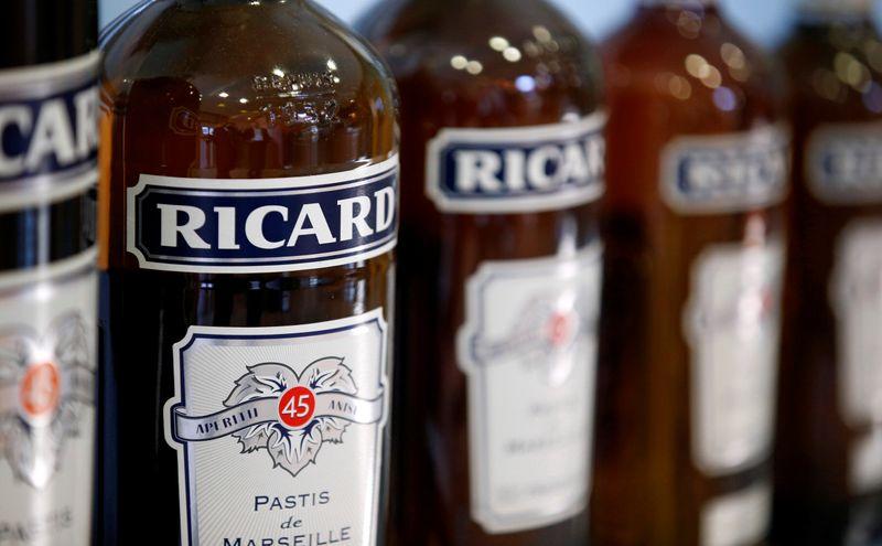 Pernod Ricard pourra bénéficier du remboursement de certaines taxes aux USA