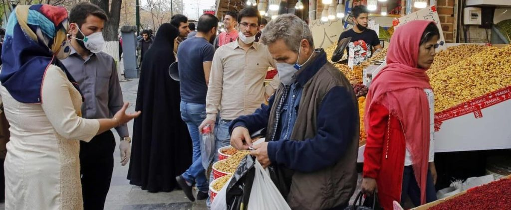 COVID-19: Iran records more than 600 deaths in 24 hours, for the first time