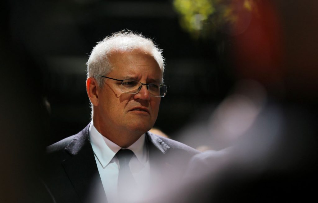 Compensation for Australia's aboriginal 'stolen generation'