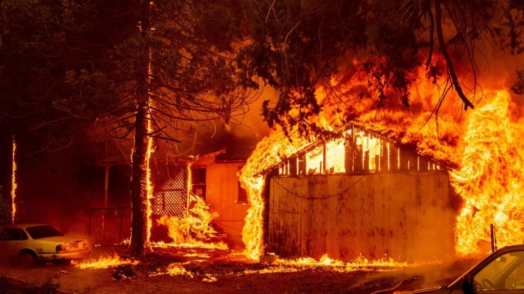 Dixie Fire has become the third largest in California history