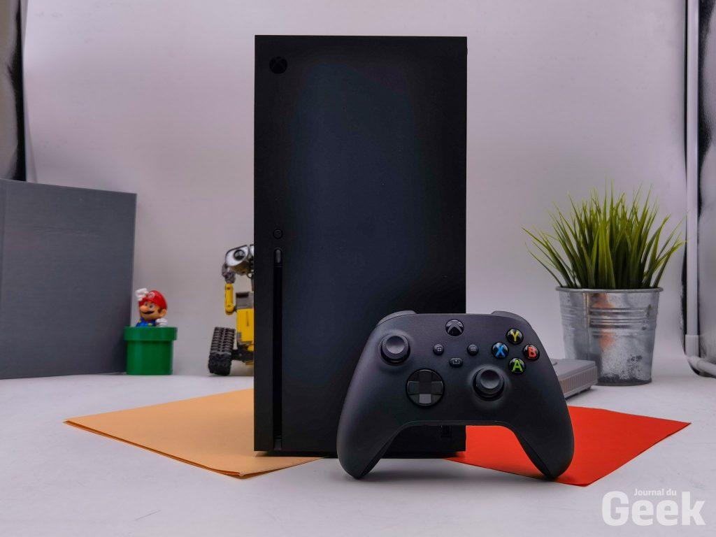 Xbox Series X Microsoft