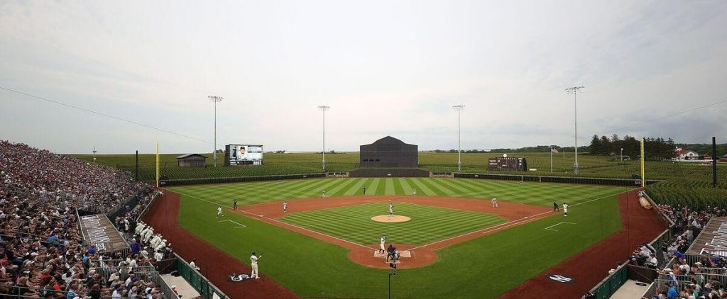 """""""Field of Dreams"""": They came.. and they will return!"""