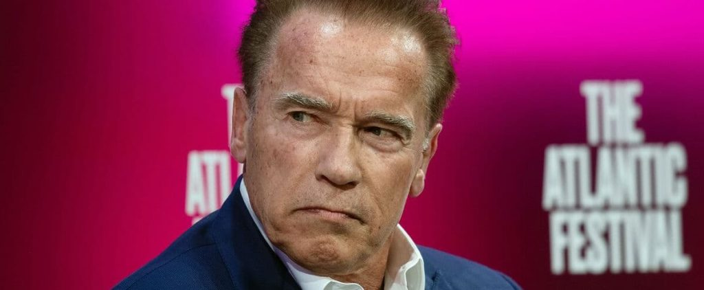 """""""Go and show yourself your freedom"""": Arnold attacks the anti-vaccine"""