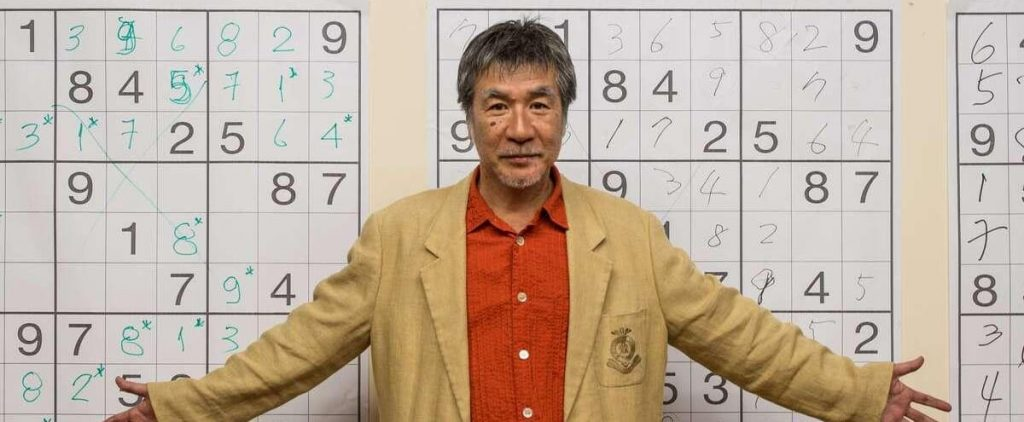 Japan: The father of Sudoku passed away at the age of 69