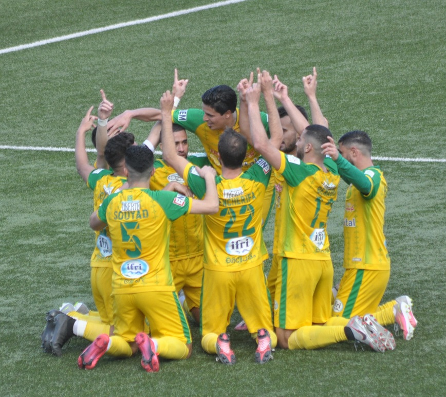 Kabylia is waiting for its 28th title