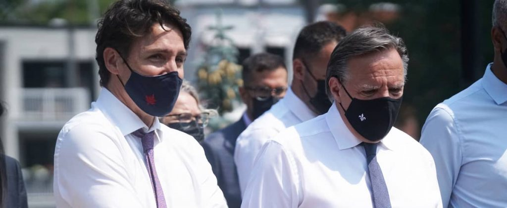 """Legault does not accept """"no"""" to Ottawa because of his third bond"""