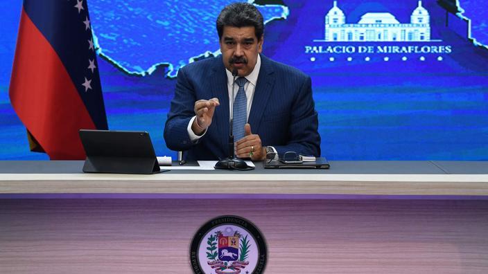 Les relations diplomatiques entre les Etats-Unis et le Venezuela sont rompues depuis que Washington a reconnu en janvier 2019 le dirigeant de l