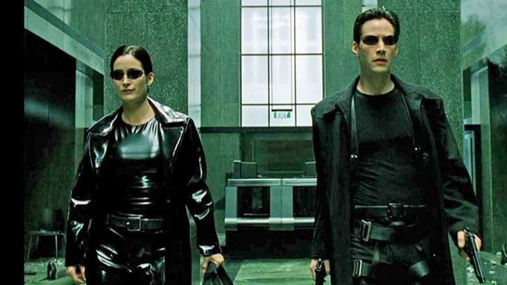 Matrix 4 movie title and preview revealed at CinemaCon