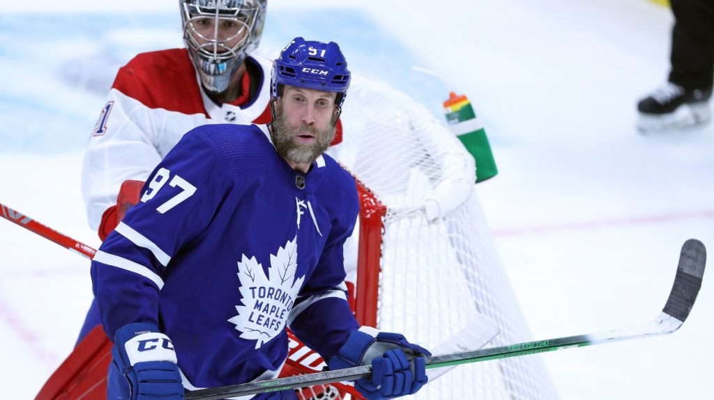 NHL: Joe Thornton signs one-season contract with Florida Panthers