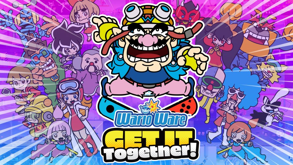 New trailer and free demo for WarioWare: Get It Together!