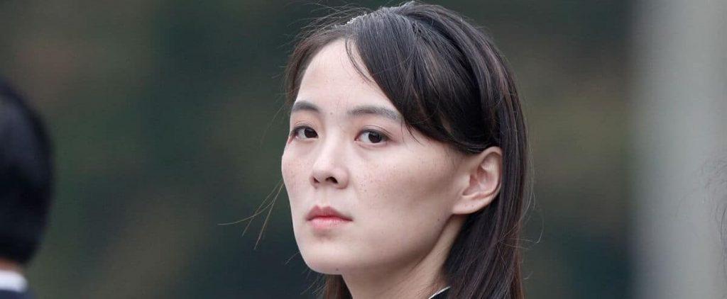 North Korea: Kim Jong Un's sister criticizes Seoul's 'treachery'