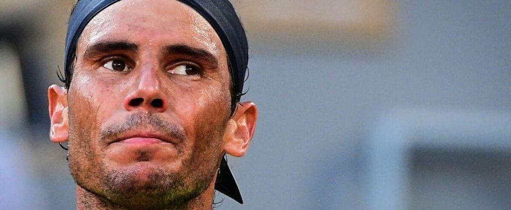 Rafael Nadal ends his season