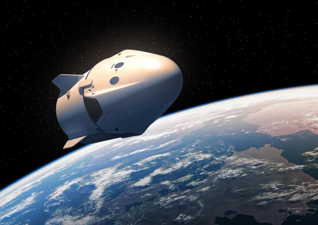 SpaceX orbits a satellite to broadcast ads... from the sky