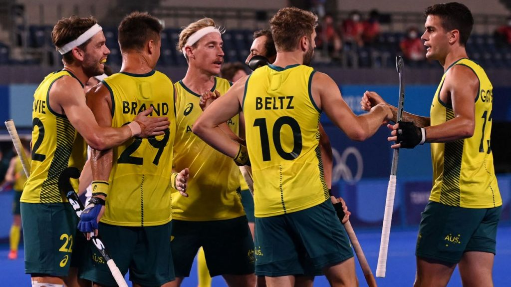 Tokyo 2020 Olympic Games, Hockey: An Australian final