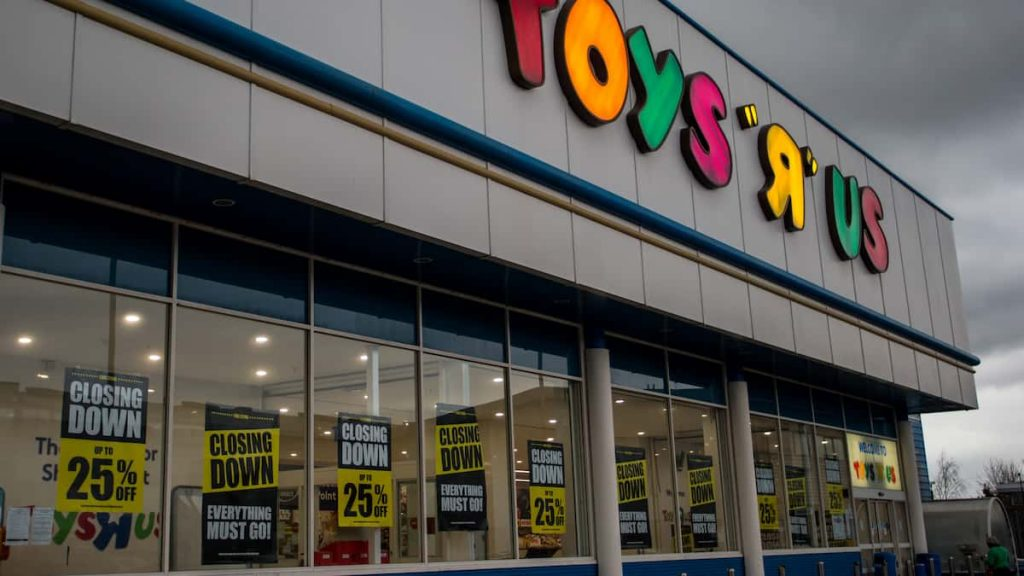 Toys R Us Canada will pass from its hands
