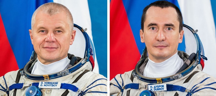 Two Russian cosmonauts to perform new spacewalks
