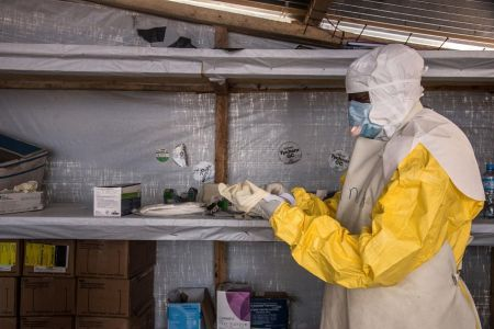 Virus from the same family as Ebola has been discovered in Guinea